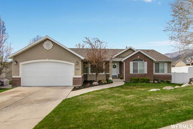 432 W 2025 N, Centerville, UT 84014 (MLS #1734384) :: Summit Sotheby's International Realty