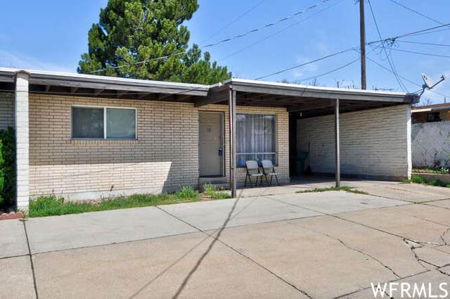 1155 S 1000 E D-14, Clearfield, UT 84015 (#1734394) :: Doxey Real Estate Group