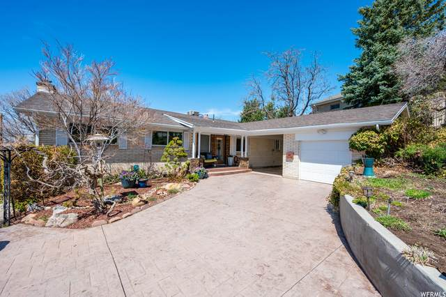 2220 S Belaire Dr, Salt Lake City, UT 84109 (MLS #1734397) :: Lookout Real Estate Group