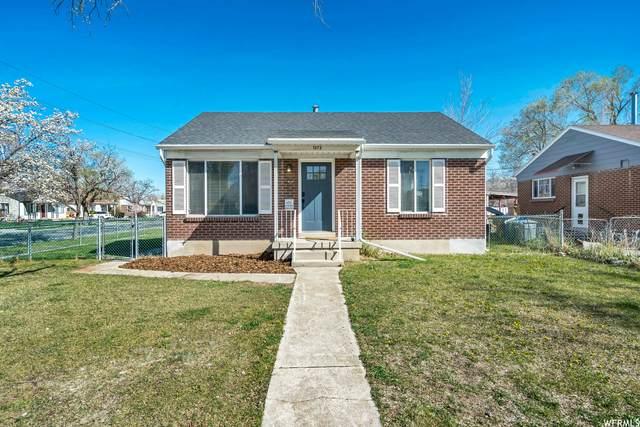 1272 W 900 N, Salt Lake City, UT 84116 (#1734401) :: Utah Dream Properties