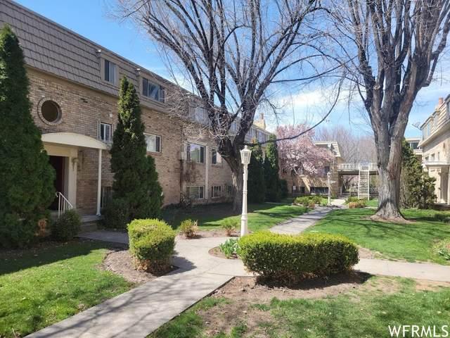 2220 E Murray Holladay Rd S #147, Salt Lake City, UT 84117 (#1734413) :: C4 Real Estate Team