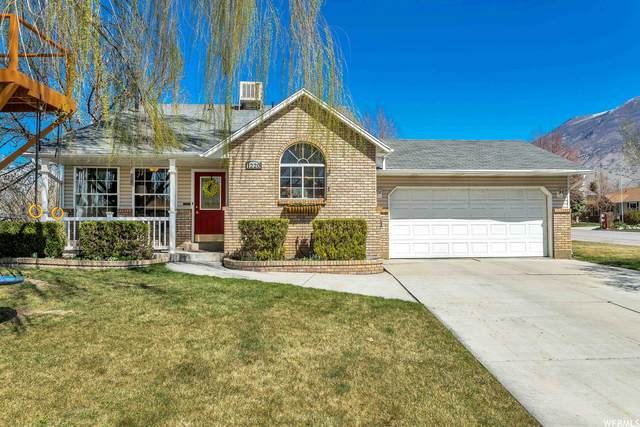 1220 W 1670 N, Pleasant Grove, UT 84062 (#1734415) :: Berkshire Hathaway HomeServices Elite Real Estate