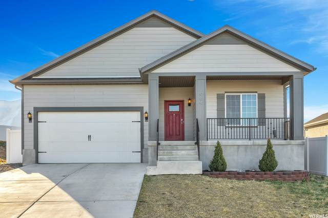 964 N White Horse Dr, Spanish Fork, UT 84660 (#1734421) :: Utah Dream Properties