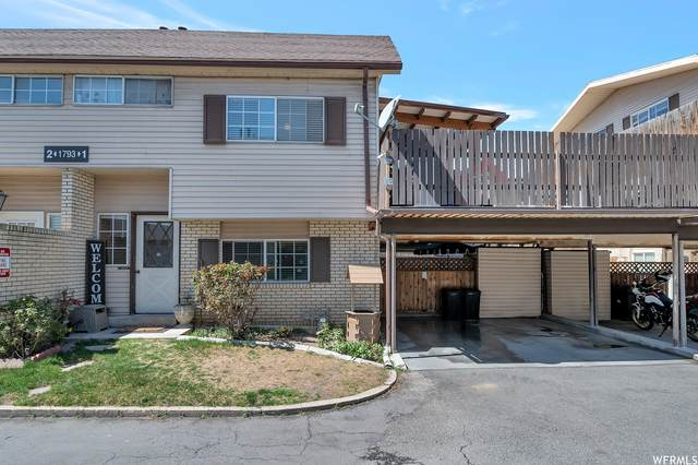 1793 W Homestead Farms Ln S #1, West Valley City, UT 84119 (#1734429) :: Colemere Realty Associates