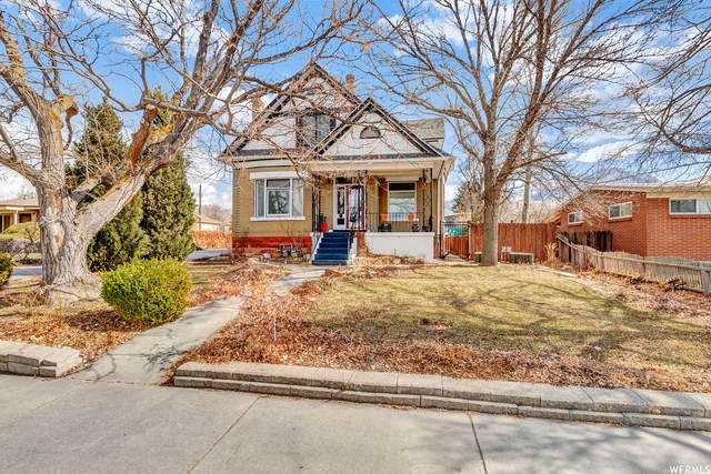 3725 S 1100 E, Salt Lake City, UT 84106 (#1734431) :: C4 Real Estate Team