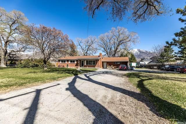 10672 N Alpine Hwy, Highland, UT 84003 (#1734432) :: Berkshire Hathaway HomeServices Elite Real Estate