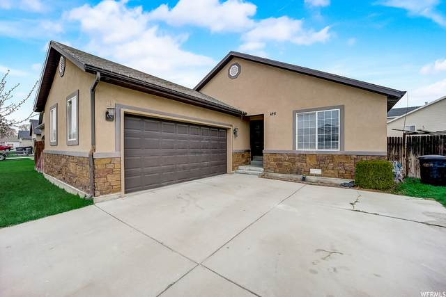186 N 2970 W, Provo, UT 84601 (#1734434) :: Exit Realty Success