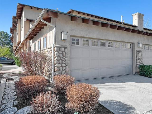 4460 S Maybeck Pl C, Holladay, UT 84124 (#1734440) :: The Perry Group