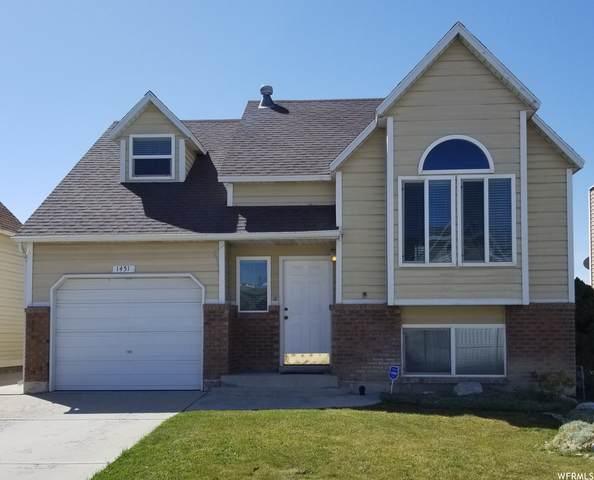 1451 W Countrywood Ln S, West Jordan, UT 84088 (MLS #1734444) :: Lookout Real Estate Group