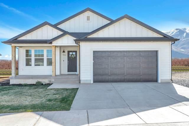 952 N 120 E, Santaquin, UT 84655 (#1734447) :: Berkshire Hathaway HomeServices Elite Real Estate
