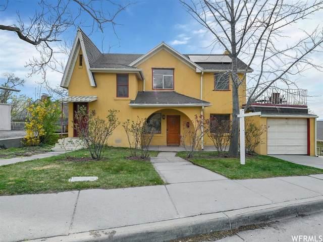 537 N Darwin St W, Salt Lake City, UT 84103 (#1734448) :: Utah Best Real Estate Team | Century 21 Everest