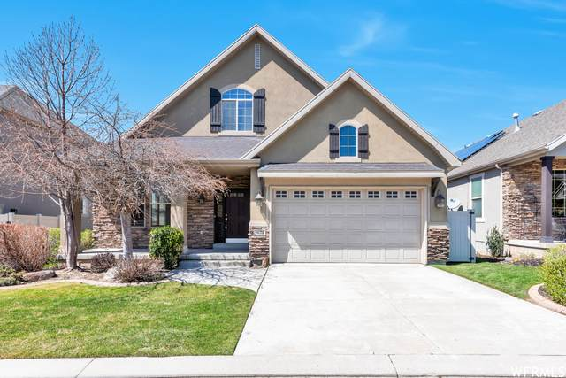 9674 S Bluffside Dr E, Sandy, UT 84092 (MLS #1734450) :: Lookout Real Estate Group