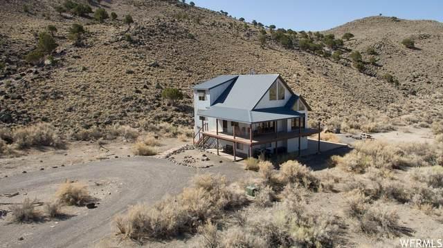 192 E Hatchery Rd, Bicknell, UT 84715 (#1734454) :: Utah Dream Properties