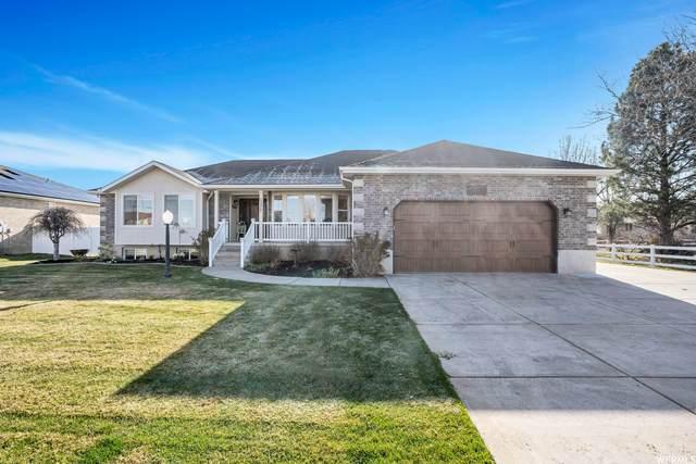 1377 S 2500 W, Syracuse, UT 84075 (#1734457) :: Berkshire Hathaway HomeServices Elite Real Estate