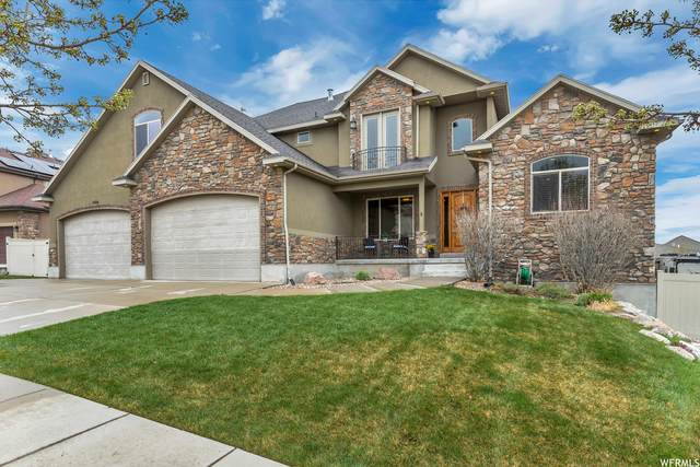 1694 W Man O War S, Bluffdale, UT 84065 (MLS #1734469) :: Lookout Real Estate Group