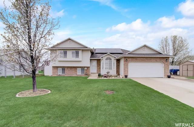 1564 W 200 S, West Point, UT 84015 (#1734478) :: Doxey Real Estate Group