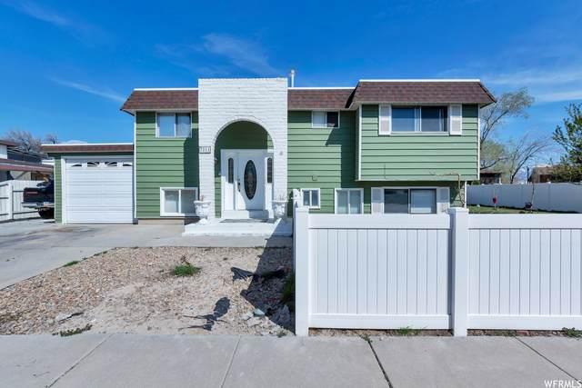 3211 S Mockingbird Way W, West Valley City, UT 84119 (#1734480) :: Black Diamond Realty