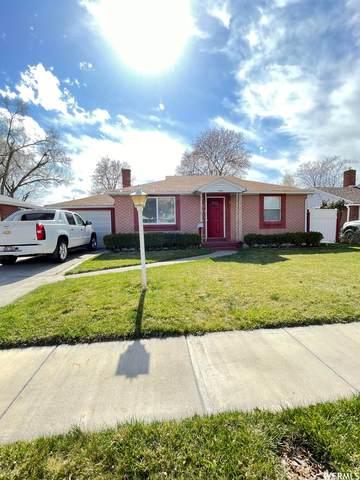 1204 S Redwood Dr, Salt Lake City, UT 84104 (#1734485) :: Bustos Real Estate | Keller Williams Utah Realtors