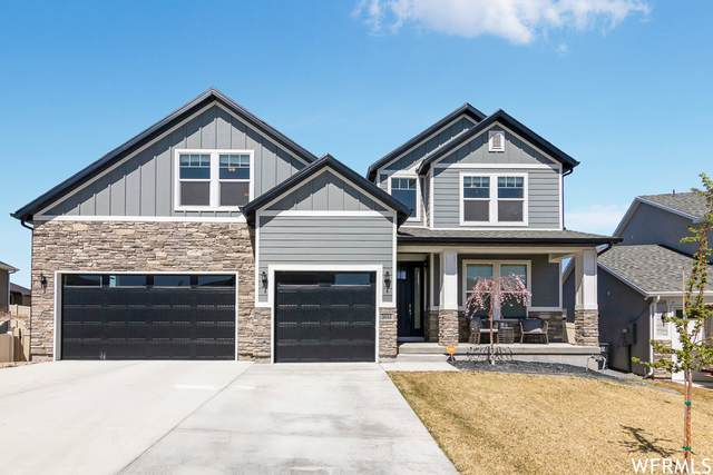 3888 W Samoa Dune Dr, South Jordan, UT 84009 (#1734487) :: Pearson & Associates Real Estate