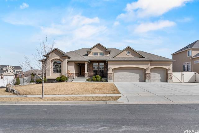 8113 S Overton Dr, West Jordan, UT 84081 (#1734492) :: Berkshire Hathaway HomeServices Elite Real Estate