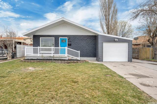 8345 S Hoover St, Midvale, UT 84047 (#1734493) :: Exit Realty Success