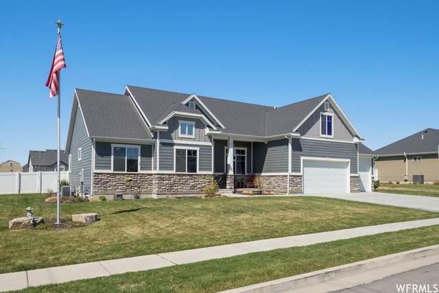2024 W Bonneville Ln, Kaysville, UT 84037 (MLS #1734496) :: Lookout Real Estate Group