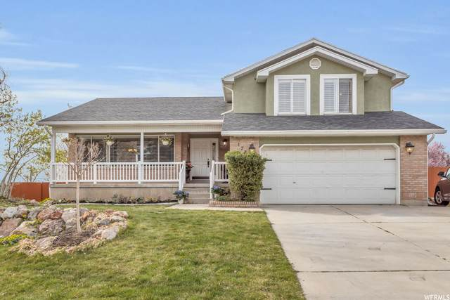 173 N 550 E, North Salt Lake, UT 84054 (#1734505) :: The Perry Group