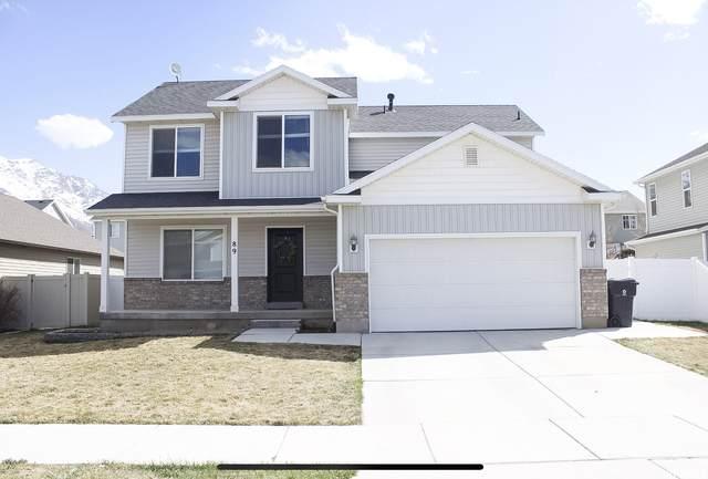 89 W Royal Land Dr, Santaquin, UT 84655 (#1734508) :: Berkshire Hathaway HomeServices Elite Real Estate
