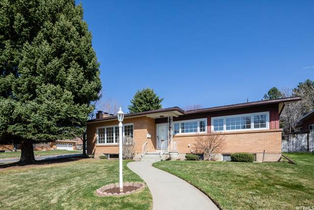 4325 S Vallejo Dr, Holladay, UT 84124 (#1734522) :: Exit Realty Success