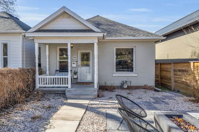 386 E 8TH Ave, Salt Lake City, UT 84103 (#1734539) :: Colemere Realty Associates