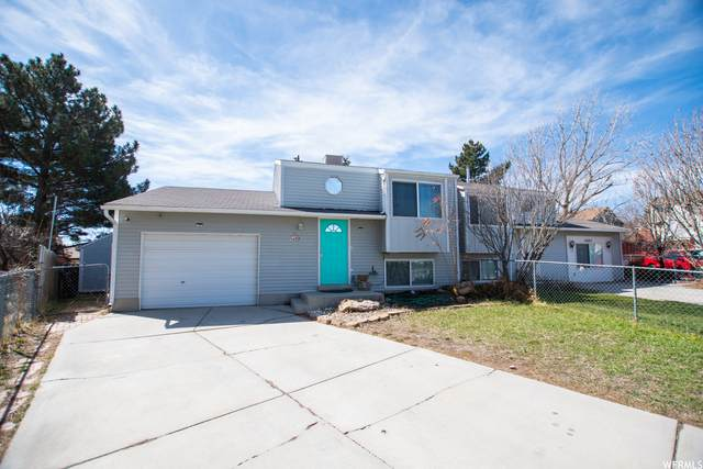 5493 W Cyclamen Cove Way S, West Jordan, UT 84084 (#1734546) :: Red Sign Team