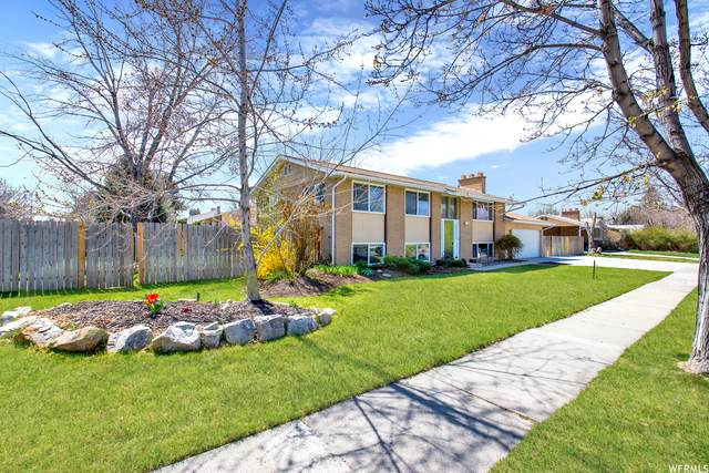 519 W 5925 S, Murray, UT 84123 (#1734548) :: Berkshire Hathaway HomeServices Elite Real Estate