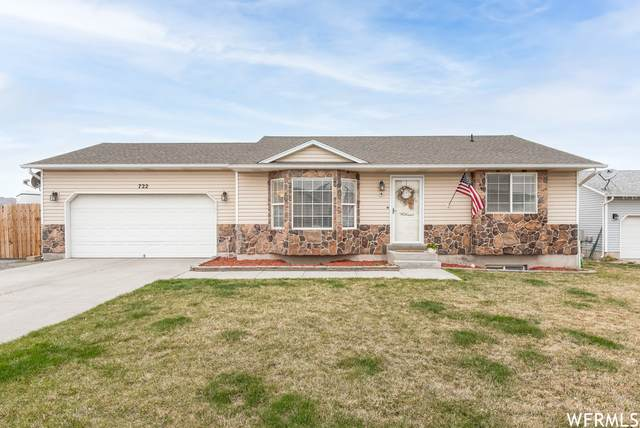 722 S Newmark Dr, Tooele, UT 84074 (MLS #1734554) :: Summit Sotheby's International Realty