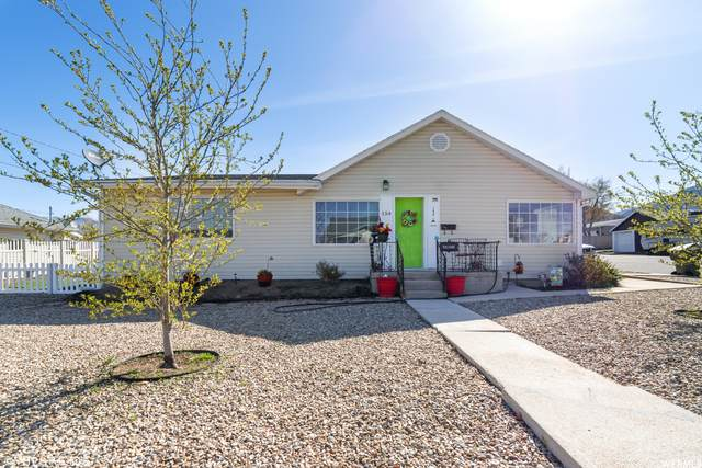 154 N 5TH St, Tooele, UT 84074 (#1734558) :: The Fields Team
