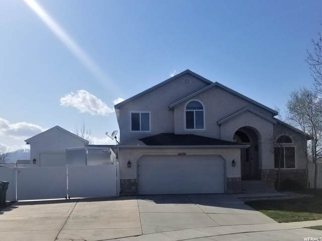 12630 S Rosberg Dr, Riverton, UT 84065 (#1734560) :: The Perry Group