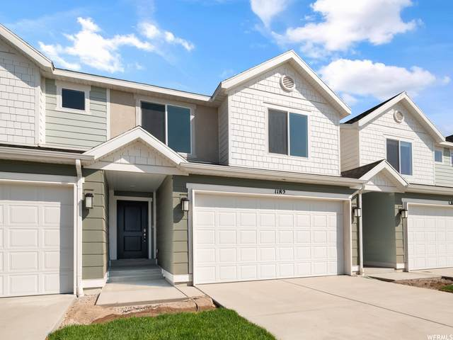 1056 E Waterway Ln #1396, Saratoga Springs, UT 84045 (#1734565) :: The Fields Team