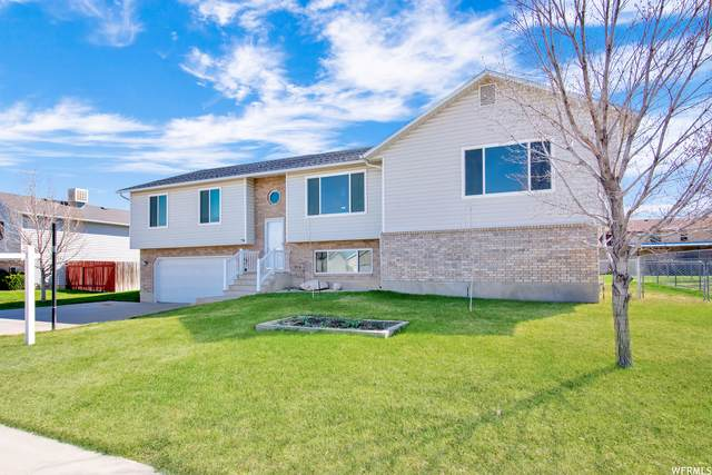 1126 N 750 W, Clinton, UT 84015 (#1734566) :: Doxey Real Estate Group