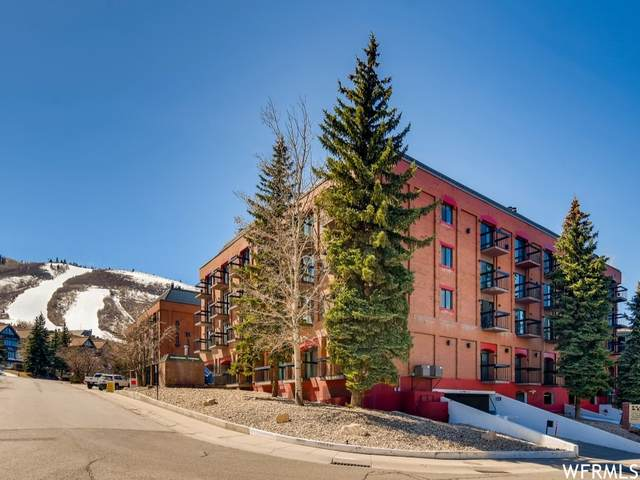 50 Shadow Ridge Rd #3312, Park City, UT 84060 (#1734578) :: Colemere Realty Associates