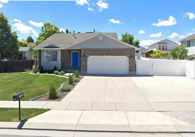 1455 W Red Heather Ln, West Jordan, UT 84084 (#1734584) :: Exit Realty Success