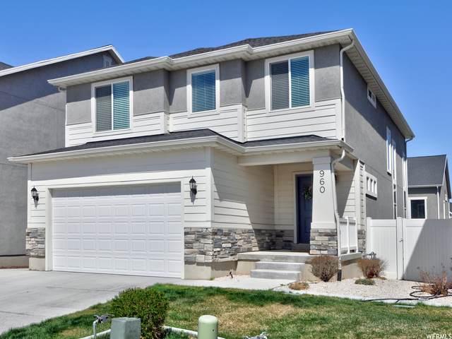 960 W Brennan St, Bluffdale, UT 84065 (MLS #1734592) :: Lookout Real Estate Group