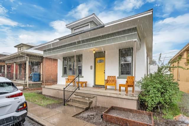 326 E Stanton Ave, Salt Lake City, UT 84111 (#1734593) :: Pearson & Associates Real Estate