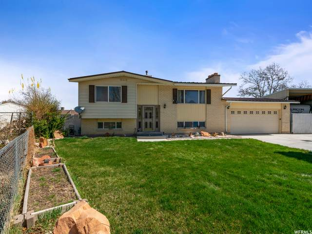 3726 W 5040 S, Taylorsville, UT 84129 (#1734602) :: Exit Realty Success