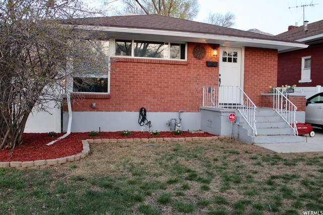 2328 Eccles Ave, Ogden, UT 84401 (#1734624) :: Utah Dream Properties
