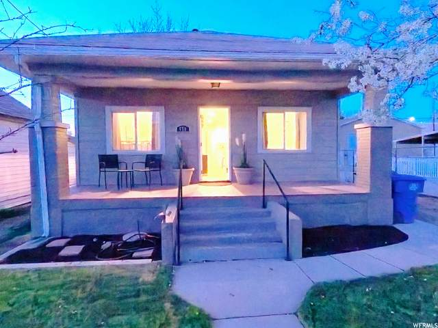 658 W 6TH Ave N, Midvale, UT 84047 (#1734635) :: Exit Realty Success