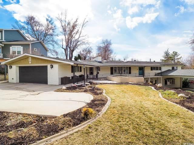 1640 E 1700 S, Salt Lake City, UT 84105 (#1734639) :: C4 Real Estate Team