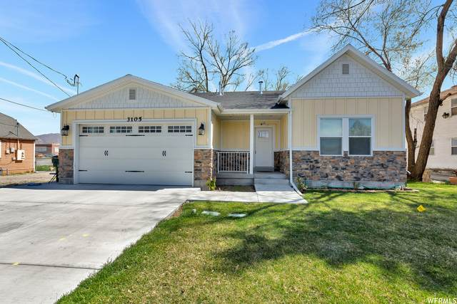 3105 S 200 E, Salt Lake City, UT 84115 (#1734643) :: C4 Real Estate Team