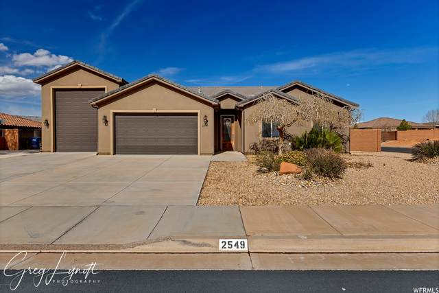 2549 S Wilson Dr, Hurricane, UT 84737 (#1734651) :: Black Diamond Realty