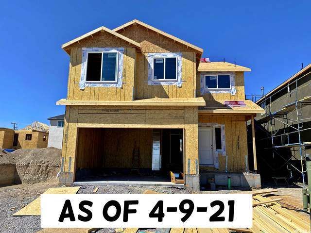 928 W Independence Way #149, Saratoga Springs, UT 84045 (#1734676) :: Berkshire Hathaway HomeServices Elite Real Estate