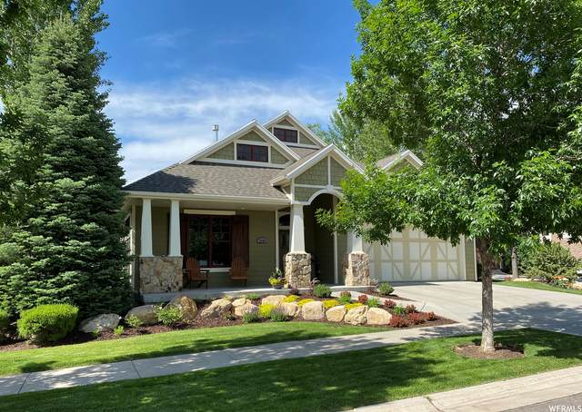 2683 E Weathervane Way, Heber City, UT 84032 (#1734683) :: Exit Realty Success
