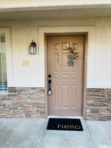 316 S 2450 E #29, St. George, UT 84790 (MLS #1734688) :: Summit Sotheby's International Realty
